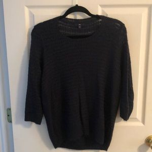 Lightweight Navy Blue GAP Sweater
